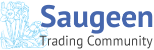 Saugeen Trading Community logo